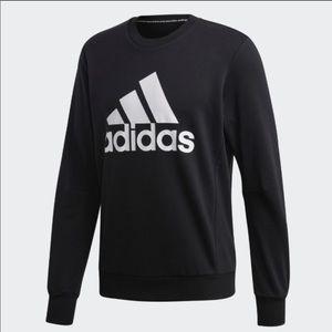 NWT Men's Adidas Crewneck Sweatshirt M